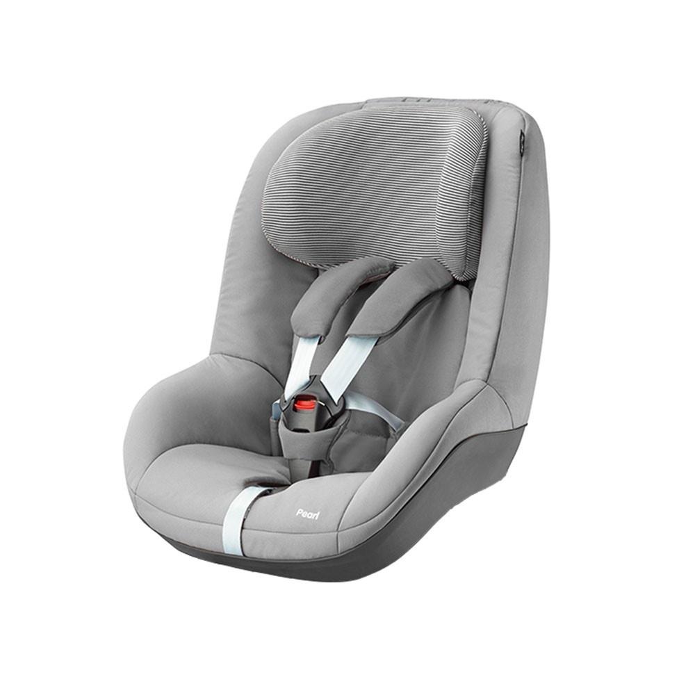 maxi cosi pearl group 1 car seat concrete grey leith pram centre. Black Bedroom Furniture Sets. Home Design Ideas