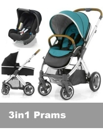 3in1 prams