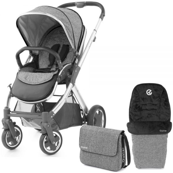 Oyster2_Stroller_MirrorChassis_Wolf