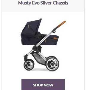 MUTSY EVO RANGE (SILVER CHASSIS)