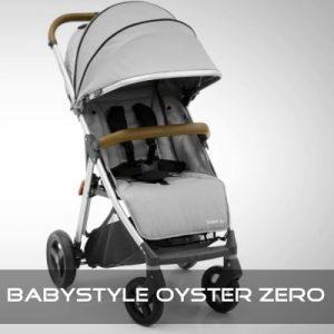 BABYSTYLE OYSTER ZERO PUSHCHAIR