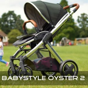 BABYSTYLE OYSTER 2 PRAM RANGE
