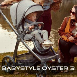 BABYSTYLE OYSTER 3 RANGE