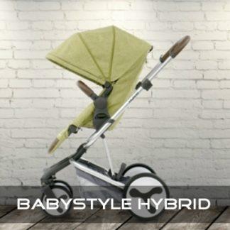 BABYSTYLE HYBRID PRAM RANGE